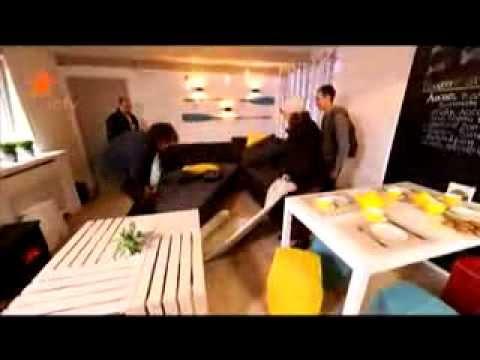 Индустриальный лофт с корабельным шиком - Дача - 9.11.2013 - Выпуск 64