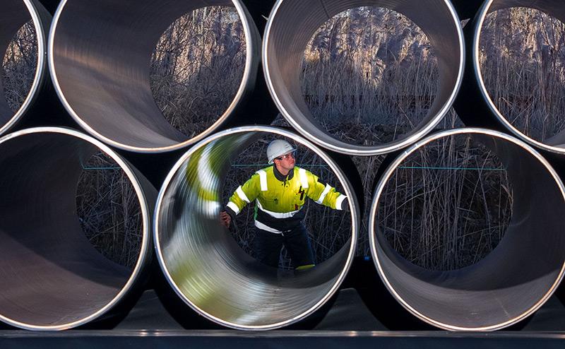 """Польша изготовила """"секретное оружие"""" против трубы «Газпрома»"""
