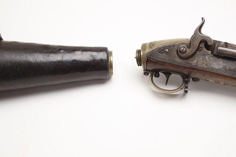 Малоизвестная альтернатива огнестрельному оружию.
