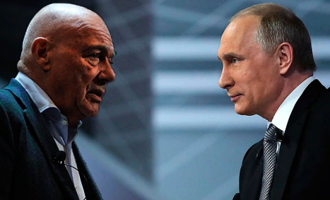 Познер и Путин. Почему два Владимира Владимировича не понимают друг друга