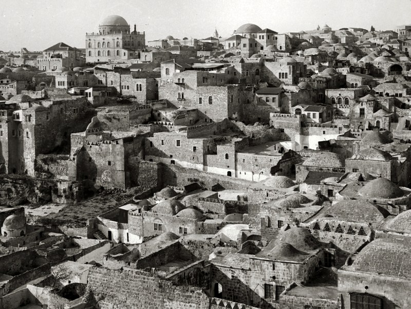 1920 Nebi Musa Riots: Священный город на Святой земле