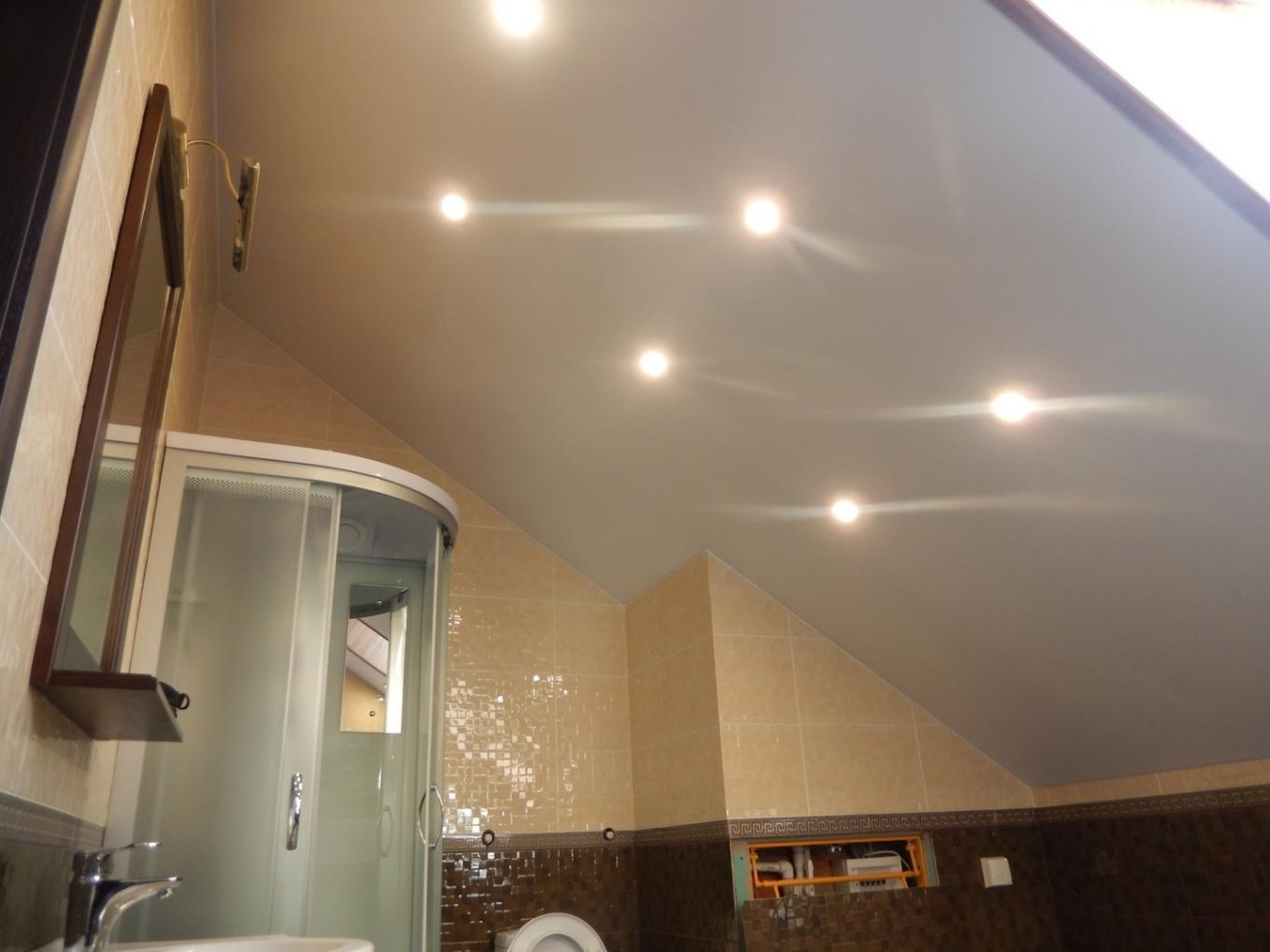 Дизайн потолка