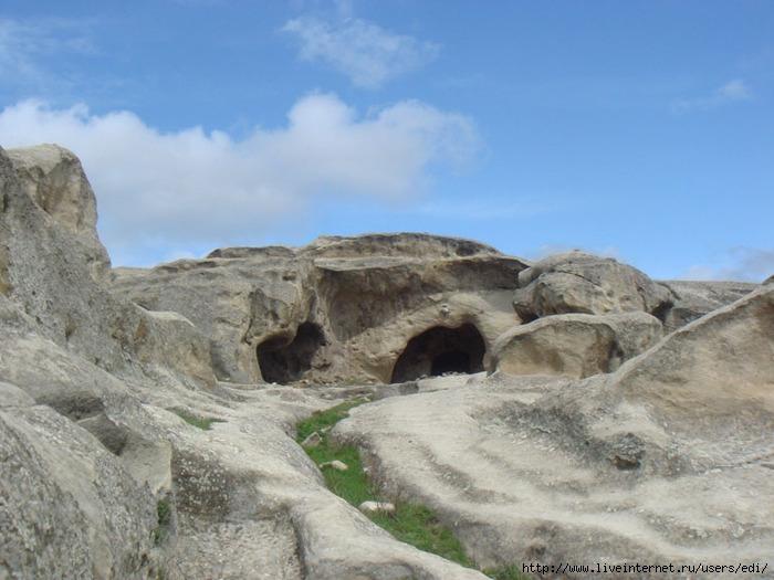 Уплисцихе - крепость Господня