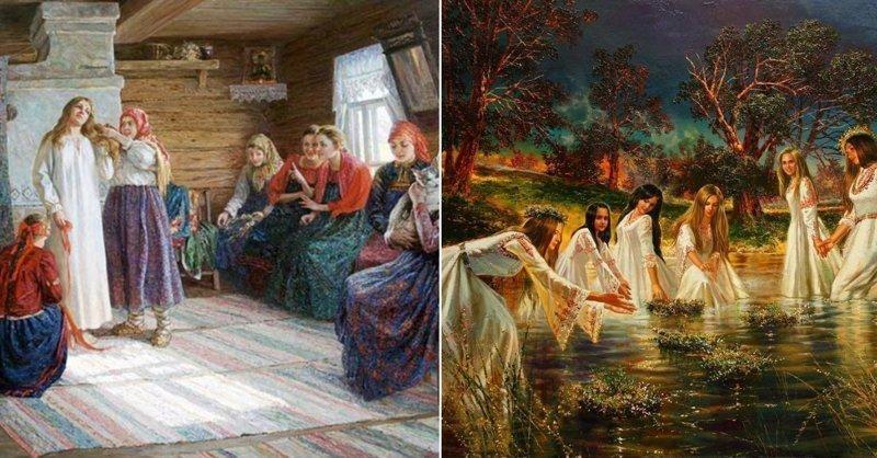 В какие дни играли свадьбы на Руси иван купала, приметы, русь, свадьба, солнцестояние, язычество