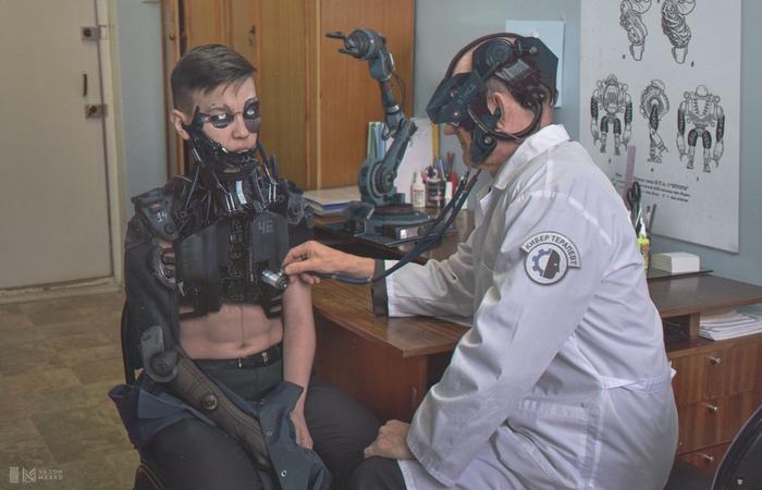 Россия 2077 Cyberpunk 2077, Россия, Киберпанк, Будущее, Юмор, Фотошоп мастер, Длиннопост