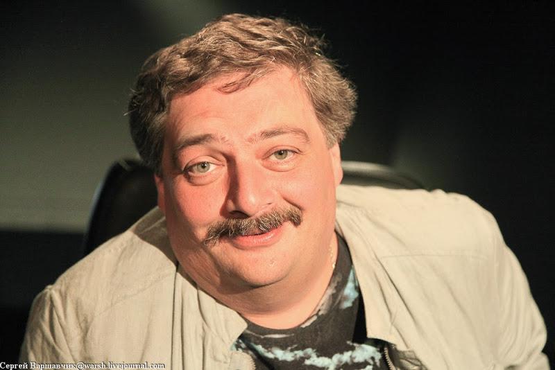 Дмитрий Быков: «Кроме того, …