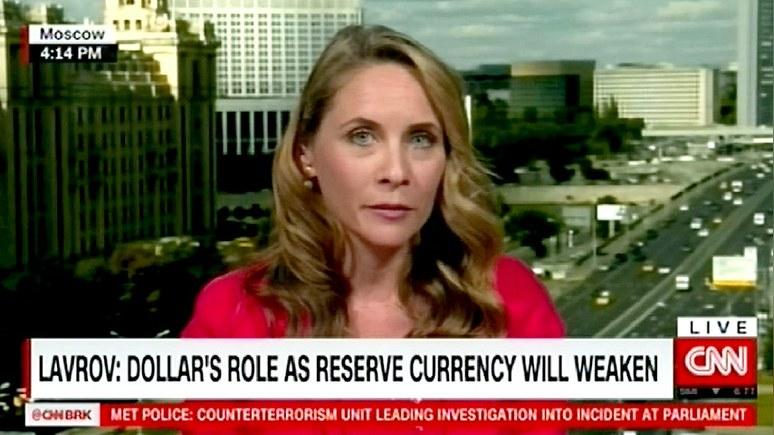 CNN: санкции толкают Россию …