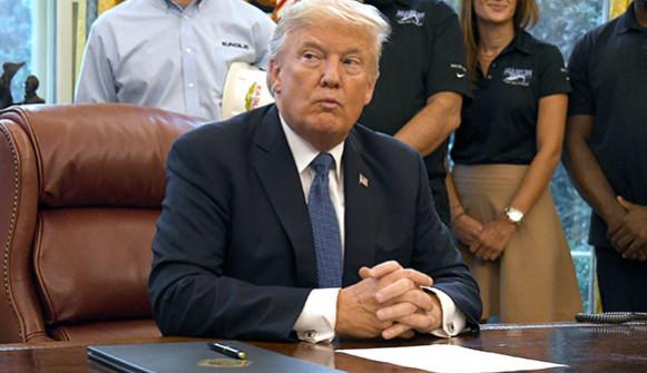 Трамп запретил использование продукции «Лаборатории Касперского»