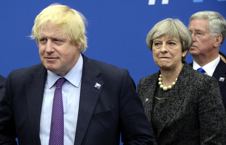 Британский фокус: политическ…