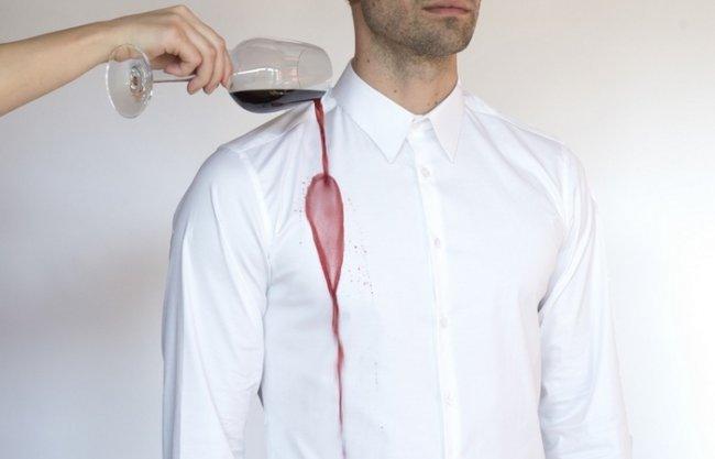 Рубашка, которую никак не испачкать