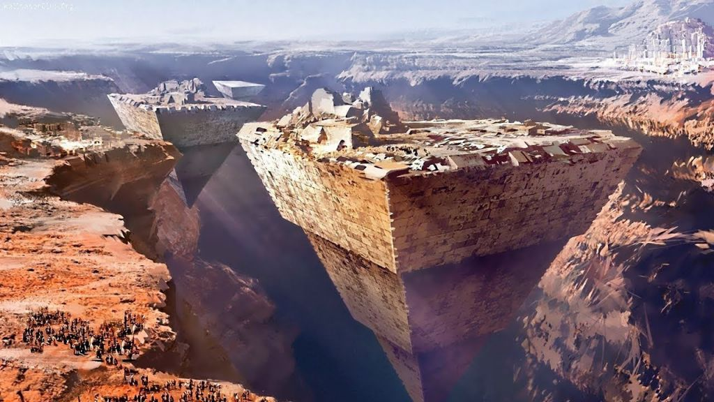 Мы не первая цивилизация на Земле
