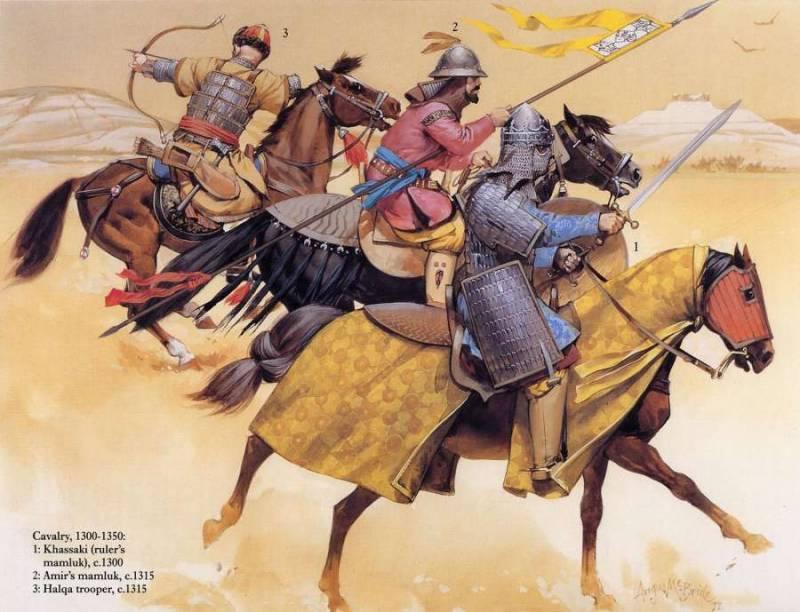Рыцари Востока (часть 4)