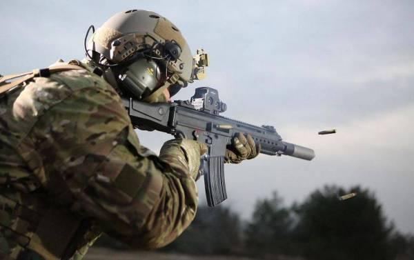 Германия уходит с оружейного рынка