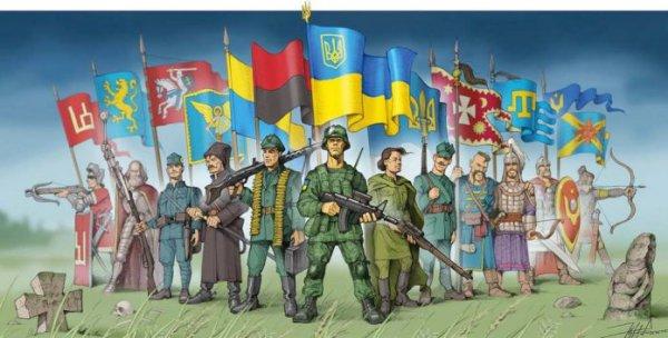 Мы или они? Украинский «Карфаген» для «Третьего Рима»