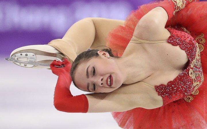 15-летняя российская фигурис…