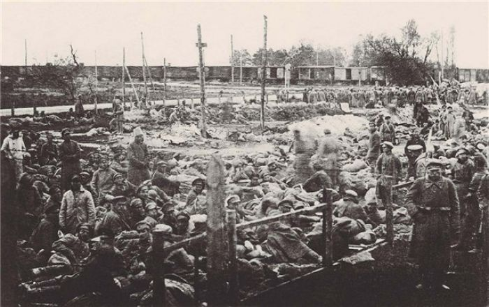 Темные пятна истории: как пытали и убивали русских в польском плену (18+)