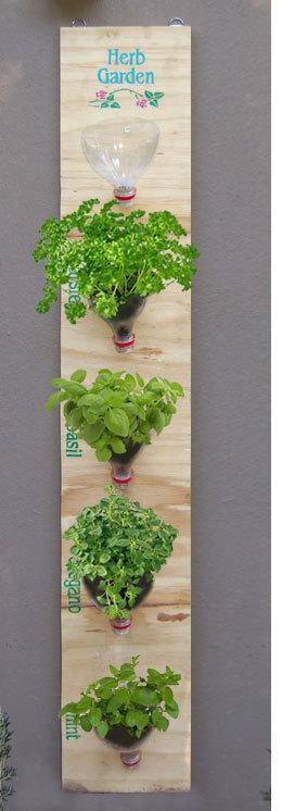 40 вдохновляющих идей для мини-огорода....