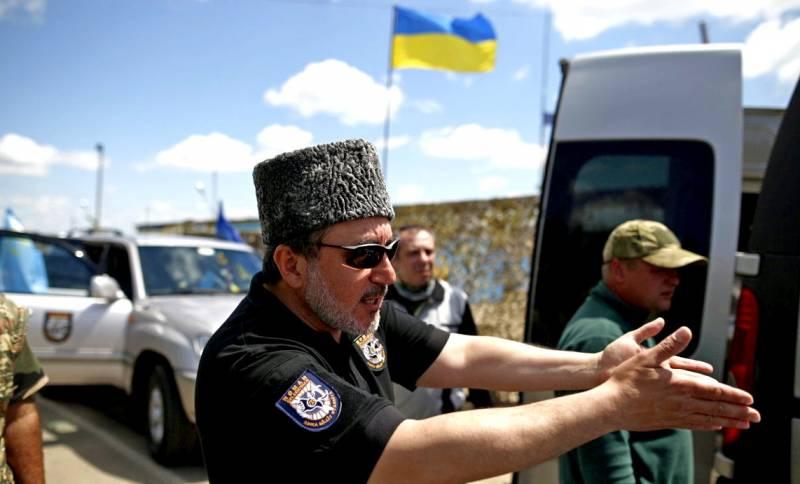 Татары подарят Крыму Херсонскую область