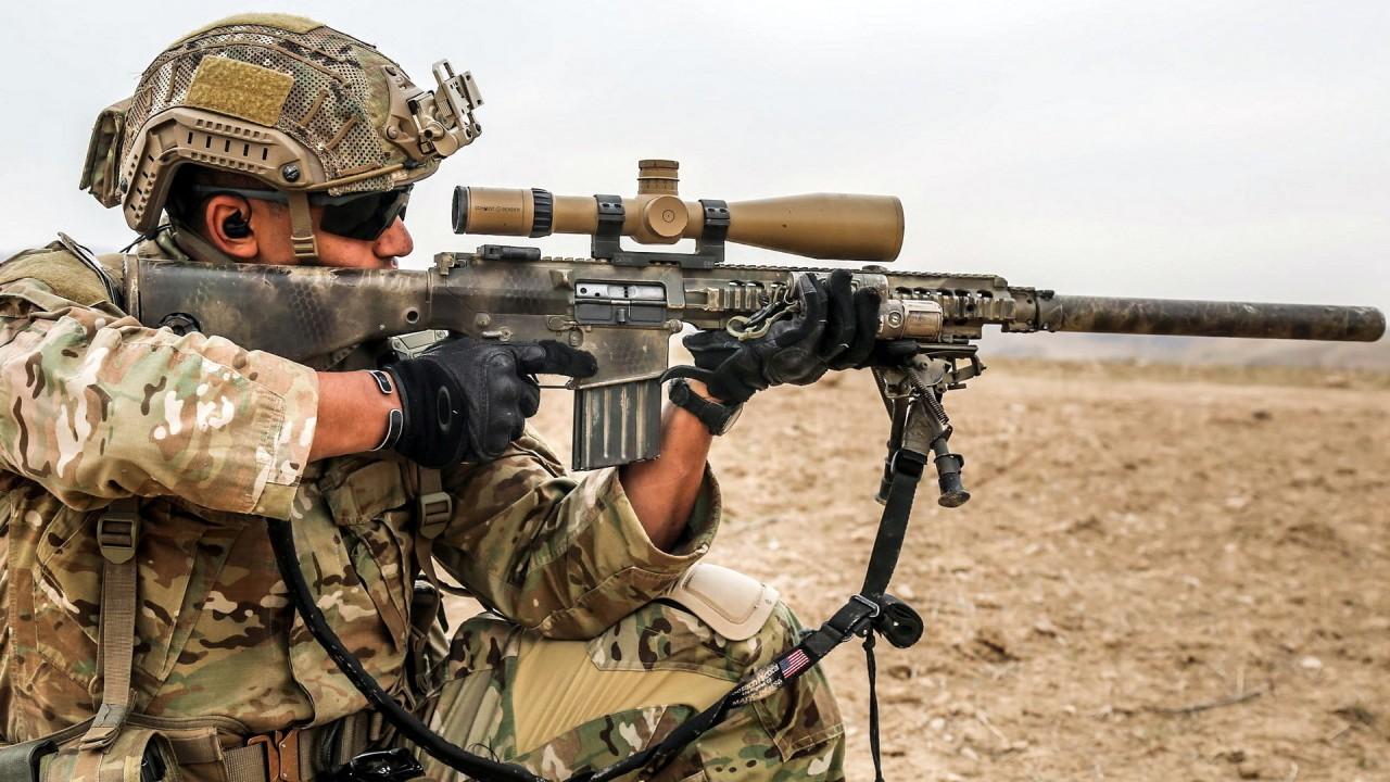 В бою против ИГИЛ погиб амер…