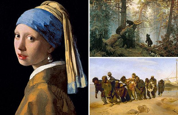 Маленькие тайны шедевров мировой живописи