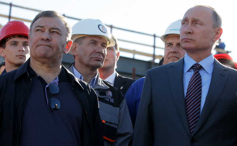 Bloomberg: Мост на Сахалин за 450 млрд построит Ротенберг