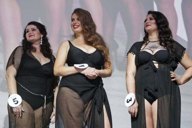 "Конкурс нестандартной красоты ""Мисс Украина 2018 Plus Size"""