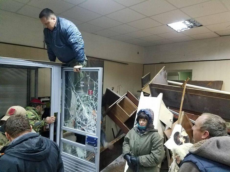 Торжество демократии в Святошинском суде Киева