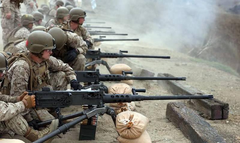 Крупнокалиберный пулемет: взвешивая возможности