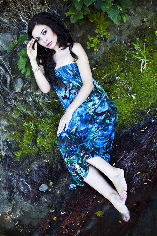 Самая красивая карачаевка Алика Богатырева. фото
