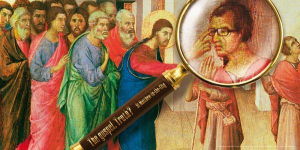 St Matthew-in-the-City: Glasses, St Matthew-in-the-city, M&c Saatchi, Печатная реклама