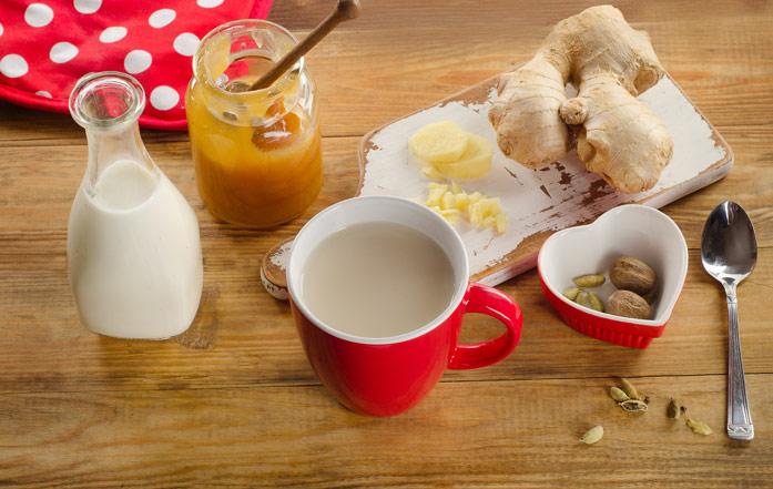 Невероятно полезный имбирный чай — растворяет камни в почках, очищает печень и убивает раковые клетки