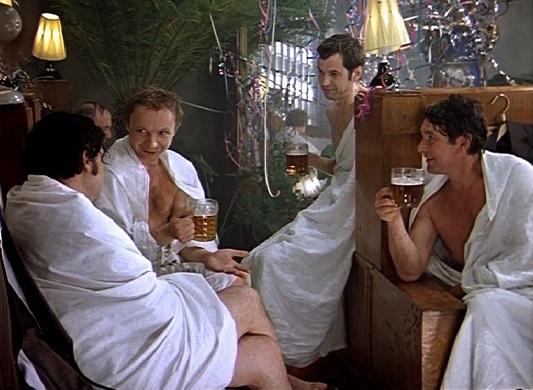 Что нельзя пить в бане?