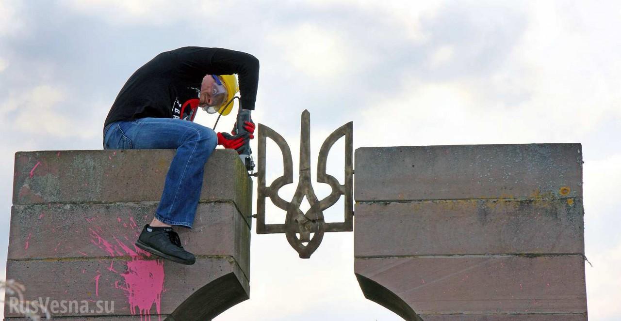 В Польше хотят снести все памятники УПА