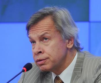 """Пушков считает, что ПАСЕ - """"маргинальная структура"""""""