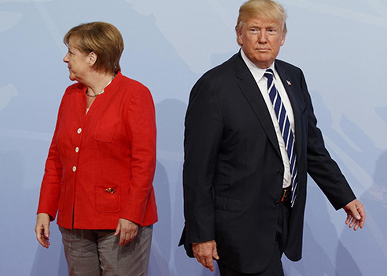 Антироссийский корабль из США в Германии дал течь