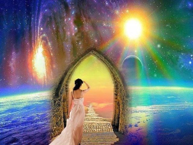 Утвердиться в Сознании и Служить на высоком уровне Эволюции.