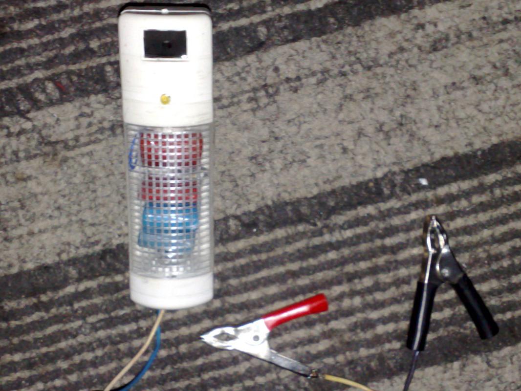 Простое самодельное зарядное устройство для автомобильных аккумуляторов своими руками
