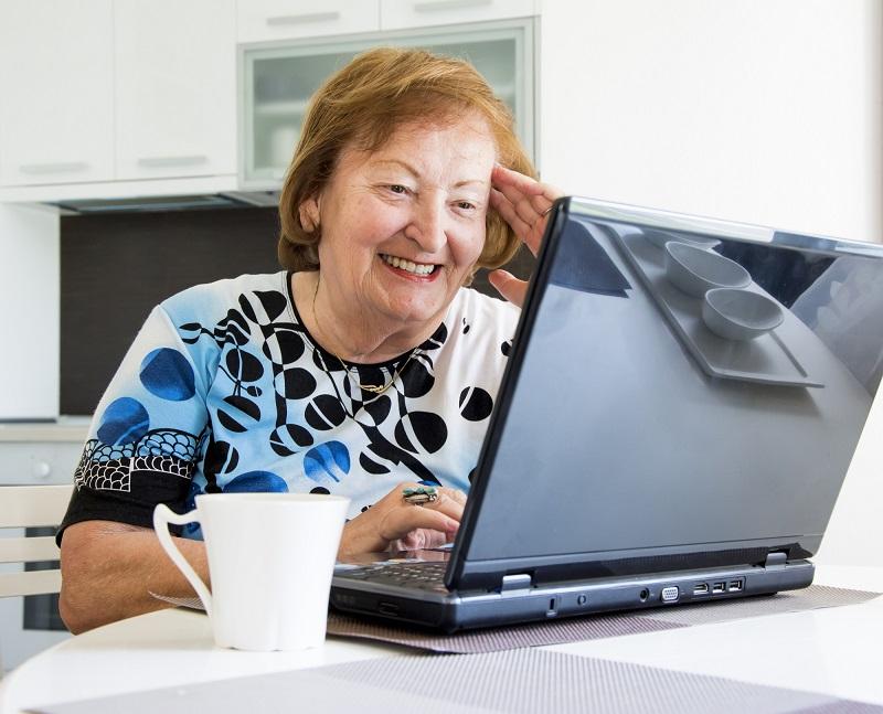 Пенсионерка делится мудрость…