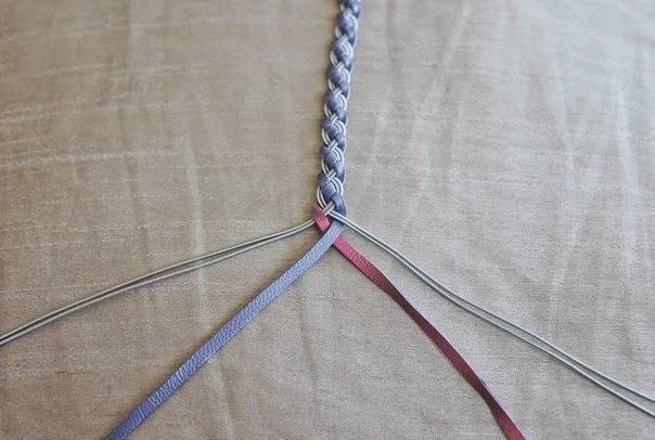 это разновидность шнурок из кожи своими руками добавлением