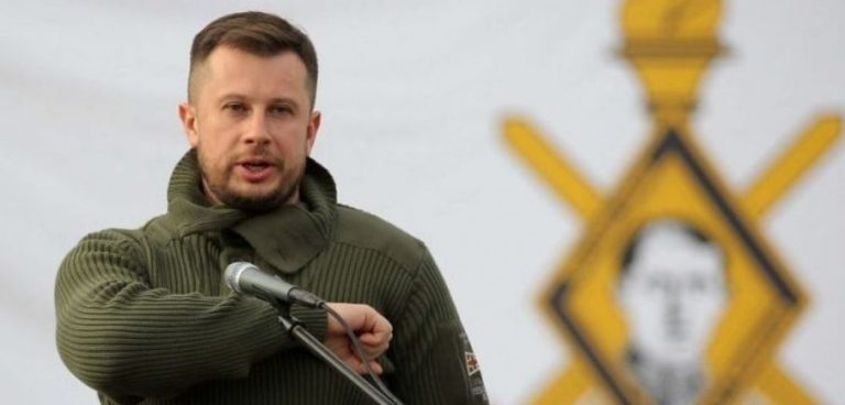 Главарь «Азова»: Украина окр…
