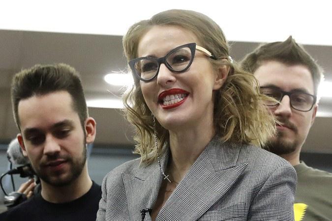 Собчак намерена просить разрешения украинских властей на посещение Крыма