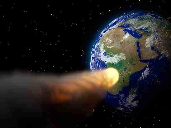 К Земле приближается гигантский астероид Фаэтон