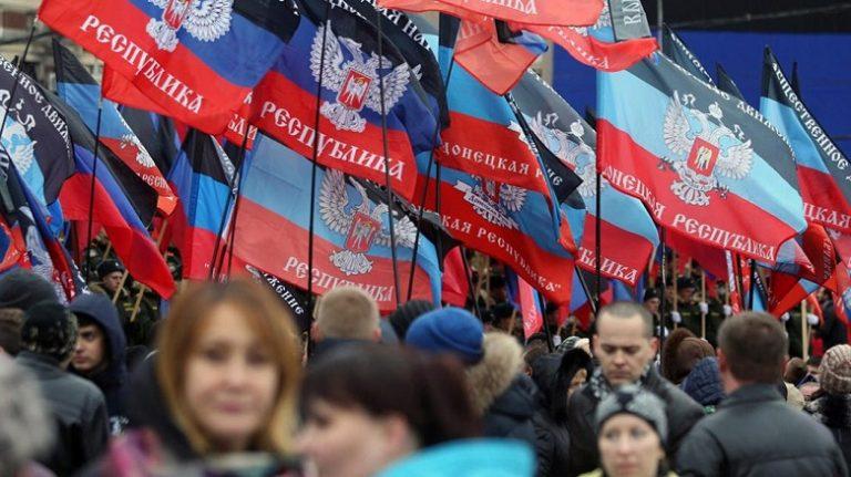 Мнение:  Почему Кремль пока только репетирует развал Украины