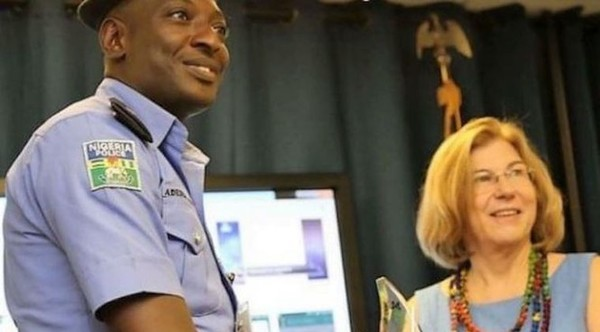 В Нигерии нашли полицейского…