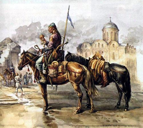 Подборка научной литературы о Золотой Орде.