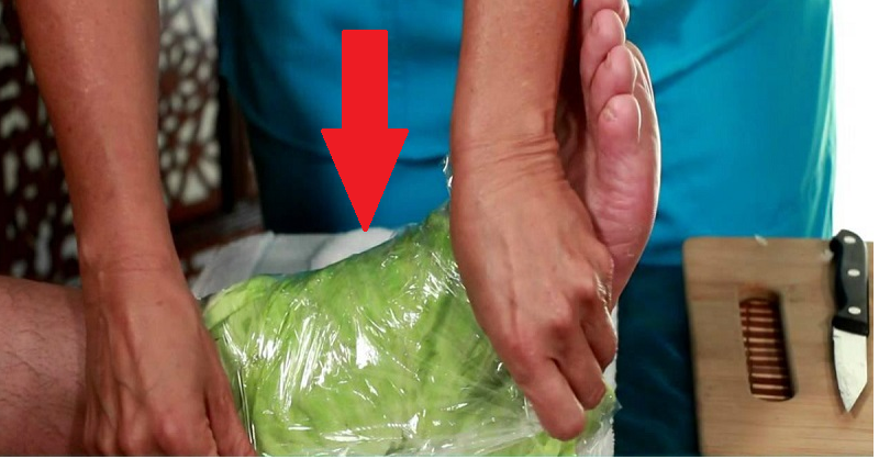 Не допускаю, что бы в доме не было хоть одного капустного листа… Только ими и спасаюсь!