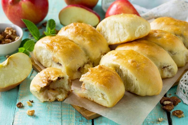Рецепт нежнейших пирогов с яблоками