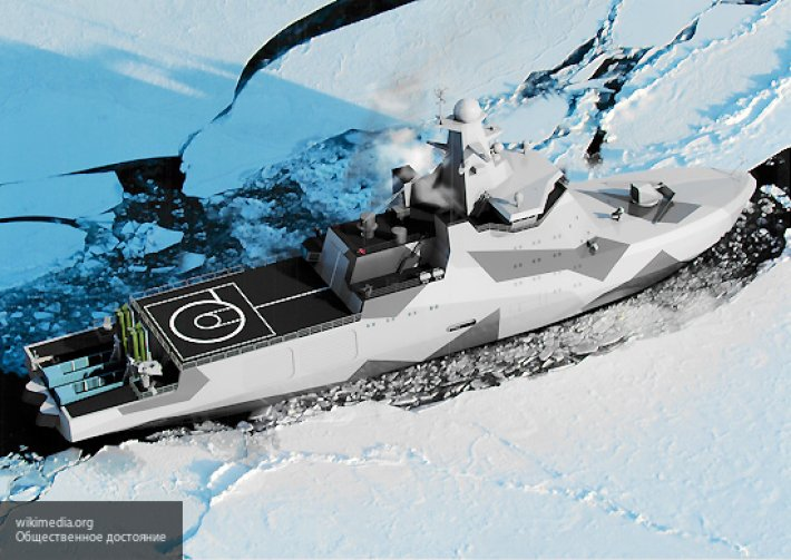 Первый боевой ледокол РФ: новые подробности об «Иване Папанине»