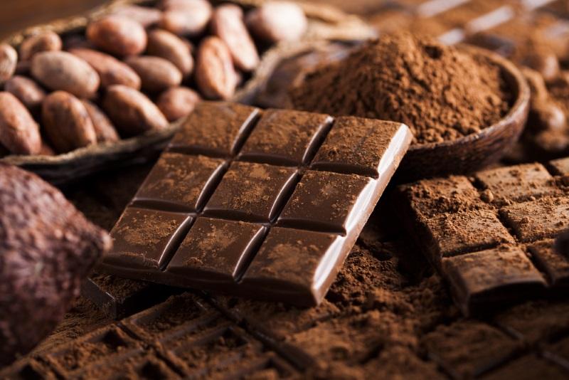 шоколадный десерт дома