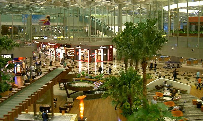 Самые увлекательные аэропорты в мире